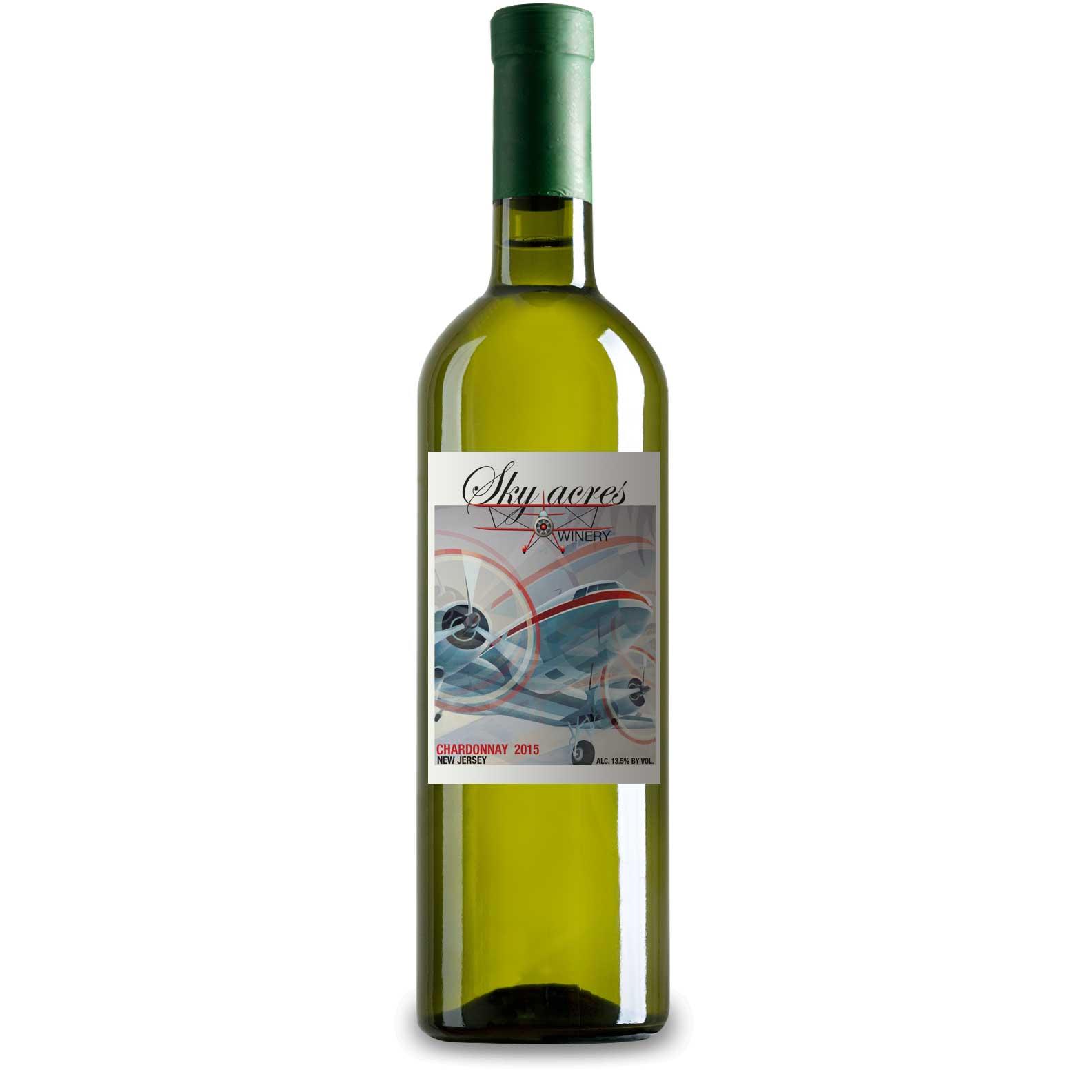 Sky Acres Chardonnay 2015