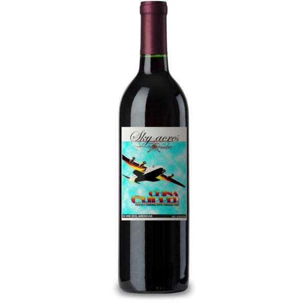 China Clipper Wine 2016